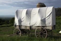 Mittelalterlicher Wagen Stockfotos