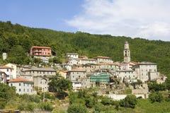 Mittelalterliches Dorf Lizenzfreie Stockfotografie