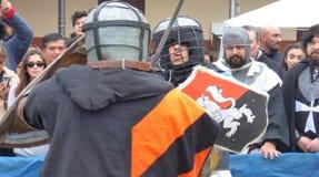 Mittelalterliches Ereignis Stockfoto
