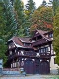 Mittelalterliches Haus Stockbilder