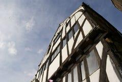 Mittelalterliches Haus lizenzfreie stockbilder