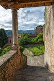 Mittelalterliches Italien Stockfotos