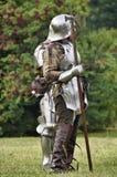Mittelalterliches Knight Lizenzfreies Stockbild