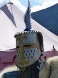Mittelalterliches Knight Stockfotografie