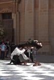 Mittelalterliches Mdina-Festival Stockfotografie
