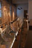 Mittelalterliches Museum Stockfoto