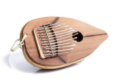 Mittelalterliches Musikinstrument lizenzfreie stockbilder