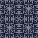 Mittelalterliches Muster Stockbild