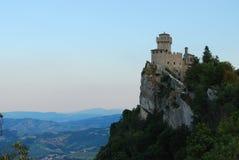 Mittelalterliches Schloss Stockfoto