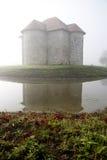 Mittelalterliches Schloss Lizenzfreie Stockfotos