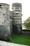 Mittelalterliches Schloss. Lizenzfreies Stockfoto
