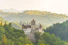 Mittelalterliches Schloss Stockfotografie