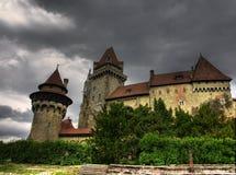 Mittelalterliches Schloss Lizenzfreie Stockfotografie