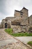 Mittelalterliches Schloss in Bedzin Lizenzfreie Stockbilder