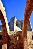 Mittelalterliches Schloss VII Lizenzfreies Stockbild