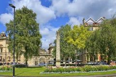 Mittelalterliches Stadtbad, Somerset, England Lizenzfreies Stockbild