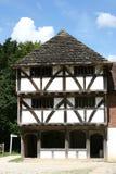 Mittelalterliches System lizenzfreie stockfotos