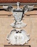 Mittelalterliches Wappen Lizenzfreie Stockfotos