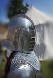 Mittelalterliches warrier Stockfoto