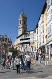 Mittelaltermarkt Lizenzfreie Stockbilder