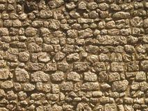 Mittelalterwand Stockfoto