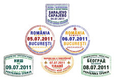 Mitteleuropa lizenzfreie abbildung
