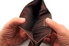 Mittellos Lizenzfreies Stockfoto