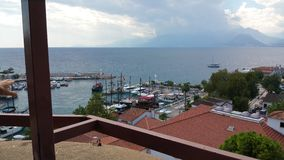 Mittelmeer Antalyas Stockfotos