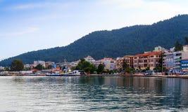 Mittelmeer, Italien Stockfoto