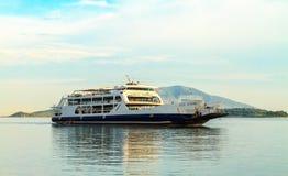 Mittelmeer, Italien Lizenzfreies Stockfoto