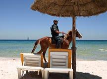 Mittelmeer mounties-Tunesiens lizenzfreie stockfotografie