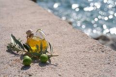 Mittelmeer noch Lizenzfreies Stockbild