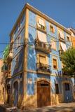 Mittelmeer-Spanien - Tarragona lizenzfreie stockfotos
