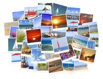 Mittelmeer wartet Sie! Stockfoto
