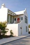 Mittelmeerart-Haus Stockfoto