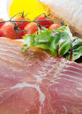 Mittelmeerfleisch lizenzfreies stockbild