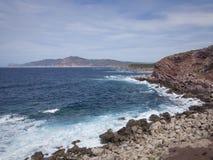 Mittelmeerküste 1 Stockbilder