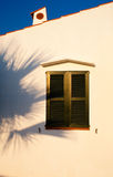 Mittelmeerlandhaus Stockbilder