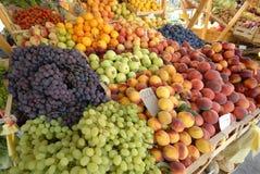 Mittelmeermarktplatzesprit Stockfoto
