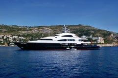 Mittelmeeryacht Royalty Free Stock Images