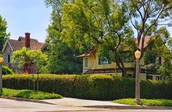 Mittelstand-Nachbarschaft Lizenzfreies Stockfoto