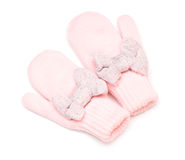 Mittens Stock Images