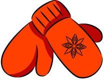 mittens Foto de archivo libre de regalías
