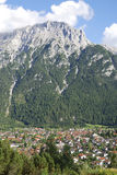 Mittenwald Stock Photo