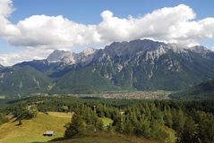 Mittenwald Stock Photos