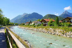 Mittenwald Royalty Free Stock Images