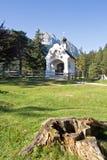 Mittenwald, chapel Royalty Free Stock Photography