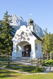 Mittenwald, chapel Stock Photo