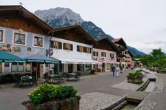 Mittenwald, Germany Stock Photo