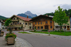 Mittenwald, Germany Stock Photos